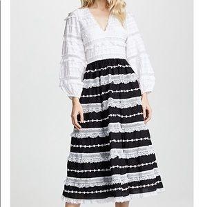 *HP*NWT Ulla Johnson Lace Dress